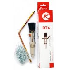 Регулятор тяги для твердопаливного котла Regulus RT4
