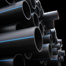 Труба поліетиленова водяна Ø110x6,6мм