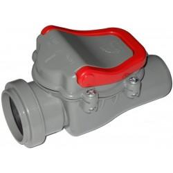 Зворотній клапан каналізації 50