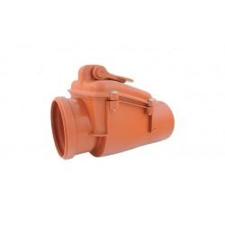 Зворотній клапан каналізаційний ZB 110 Aquer