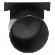 Заглушка каналу стічного системи 1000/148 з відводом під каналізаційну трубу 110мм (Арт.1734)