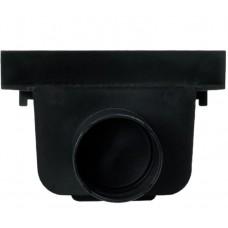 Заглушка каналу стічного системи 1000/98 з відводом під каналізаційну трубу 50мм (Арт.1743)
