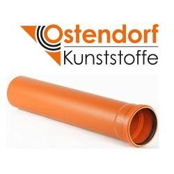Труба каналізаційна 200х500 мм ПВХ  Ostendorf